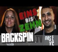 1 bis 10 mit Ssio und Schwesta Ewa | BACKSPIN TV