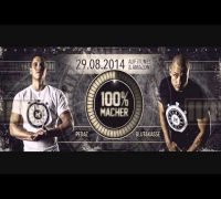 100% MACHER SNIPPET (VÖ: 29.08.2014)