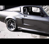 1967 MUSTANG ELEANOR (BUILT BY DOMINGO CARRILLO)