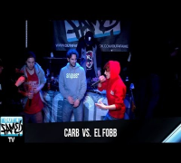 1ON1 Freestyle Battle 2014 - CARB vs EL FOBB (Münster)