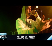 1ON1 Freestyle Battle 2014 - COLLAPZ vs ARESST (Hagen)