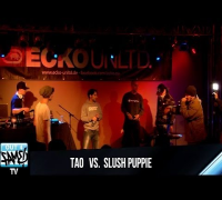 1ON1 Freestyle Battle 2014 - TAO vs SLUSH PUPPIE (Frankfurt)