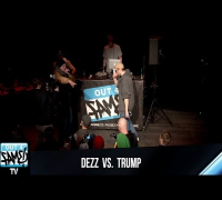 1ON1 Freestyle Battle 2014 - Trump vs Dezz (München)