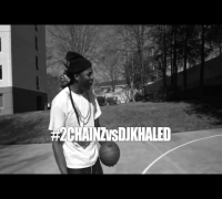 2 Chainz Calls Out Dj Khaled To A Basketball Shooting Challenge! That Lil Shot You Doing