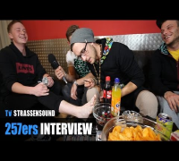 257ers TOUR-INTERVIEW: Trailerpark, Al Gear, Boomshakkalakka, Baby du riechst, Alligatoah, Jewlz