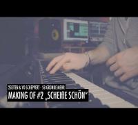 2Seiten & Yo Scheppert - 58 GRÜNDE MEHR - Making Of #2