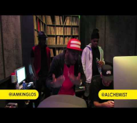 3AM Session With King Los & Alchemist