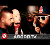 50 SCHÖNSTEN RAPPER #2:  PU IM BACKSTAGE TEIL 1 MC FITTI KITTY KAT CELO (OFFICIAL VERSION AGGROTV)