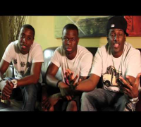 A special message from Ludacris' new R&B Group Untitl3d to NecoleBitchie.com