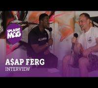 A$AP Ferg über Competition im A$AP Mob und Mode