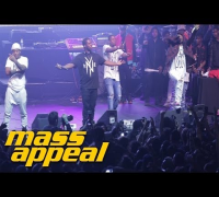 "A$AP Mob ""Work"" Live - Mass Appeal SXSW 2014"