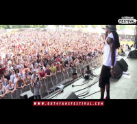 ACE HOOD LIVE AT OUT4FAME FESTIVAL 2014