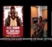 Ace Hood - Shout Out - Out4Fame Festival