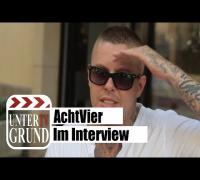 ACHTVIER - IM INTERVIEW: Wohlstand, Fantreffen, Zukunft, Support, Tour