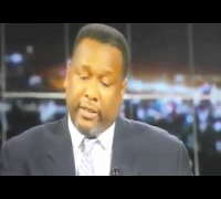 Actor Wendell Pierce Explains How White People Taught Black People Violence!