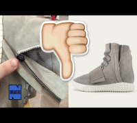 adidas Yeezy Boosts Are Already Falling Apart