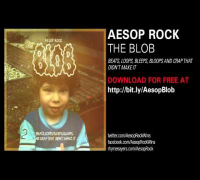 Aesop Rock - The Blob