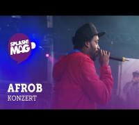 Afrob live auf der Samoa Stage