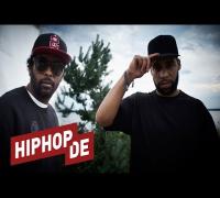 """Afrob & Megaloh: """"Es wird noch was kommen bis zur Tour"""" (Interview) - Toxik trifft (Splash! 17)"""