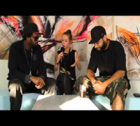 Afrob und Megaloh im Interview (splash! 17)