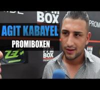 AGIT KABAYEL: PROMIBOXEN, DANNY WILLIAMS, SINAN G, KLITSCHKO, MANUEL CHARR, WBC MEDITERRANEAN