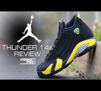 Air Jordan XIV 'Thunder' Review