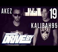 AKEZ & KALIBAH95 - R.I.D.A.S. (DRIVE BY VIDEO No. 19)