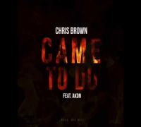 Akon - Ft. Chris Brown - Came To Do