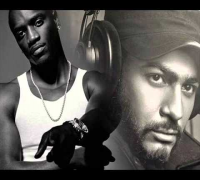 Akon Ft. Tamer Hosny - Welcome To The Life ( Audio ) 2014
