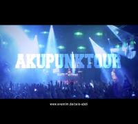 AkunpunkTOUR feat. Celo & Abdi, Veysel, Olexesh, Hanybal DJ Juizzed [TRAILER]