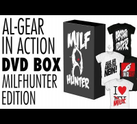 Al-Gear in Action Milfhunter DVD Box [Ankündigung]