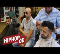 Al-Gear und Capkekz beim Friseur #waslos