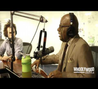 AL ROKER vs DJ WHOO KID on the WHOOLYWOOD SHUFFLE with Sam Roberts