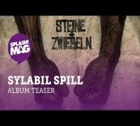Album Teaser: Sylabil Spill - Steine & Zwiebeln (splash! Mag TV)