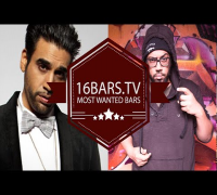 Ali As vs. Samy Deluxe: Most Wanted Bars #7 (16BARS.TV)