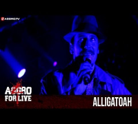 ALLIGATOAH - FICK IHN DOCH - AGGRO 4 LIVE (OFFICIAL HD VERSION AGGROTV)