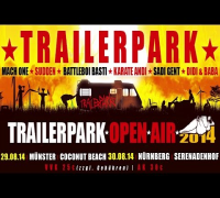 Alligatoah Trailerpark Open Air Shoutout