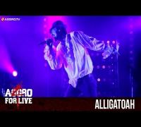 ALLIGATOAH - WILLST DU - AGGRO 4 LIVE (OFFICIAL HD VERSION AGGROTV)