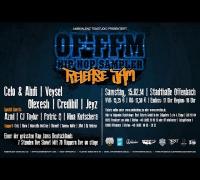 Ambivalenz OF-FFM Hiphop Sampler Releas Jam Tickets=Ambivalenz Tonstudio Gutscheine