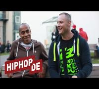 Amewu: Gibt es Rassismus im Rap? (Koblenz Brennt Festival) - Interview