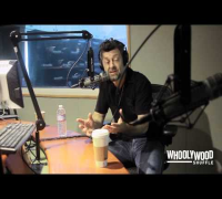 Andy Serkis vs DJ Whoo Kid on the Whoolywood Shuffle
