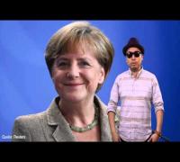 Angela Merkel ein Geburtstagsständchen-Blumio: Rap da News! -- Episode 84