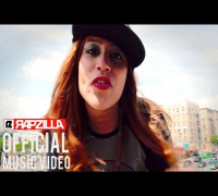 Angie Rose - Wanna Be music video (@iamangierose @rapzilla)