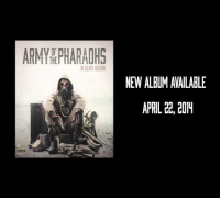 "Army of the Pharaohs ""Curse of the Pharaohs"" from the new album ""In Death Reborn"" out 4/22"