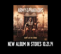 Army of the Pharaohs - The Tempter and the Bible Black (from Heavy Lies The Crown out 10.21.14)