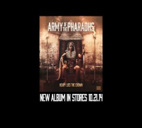 "Army of the Pharaohs -  War Machine (from the new album ""Heavy Lies The Crown"" out 10.21.14)"