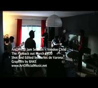 "ArtOfficial - ""Voodoo"" Jam Session"