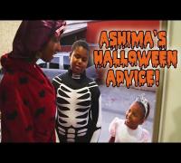 Ashima Franklin's Halloween Advice - #ADDHalloween