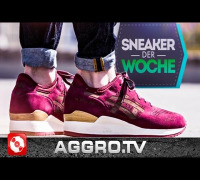 ASICS GEL LYTE 3 'LASER CUT PACK' - SNEAKER DER WOCHE - TURNSCHUH TV AUF AGGROTV