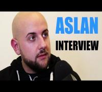 ASLAN INTERVIEW: Benefiz, Schweiz, Jahresrückblick, Kobane, Shingal, Kurdistan, Attentat, Hamad 45